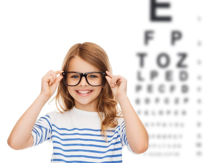Consejos para elegir las gafas de tus hijos