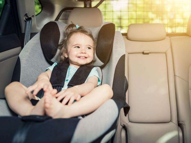 Cinco técnicas infalibles para viajar en el coche con niños y sin dramas