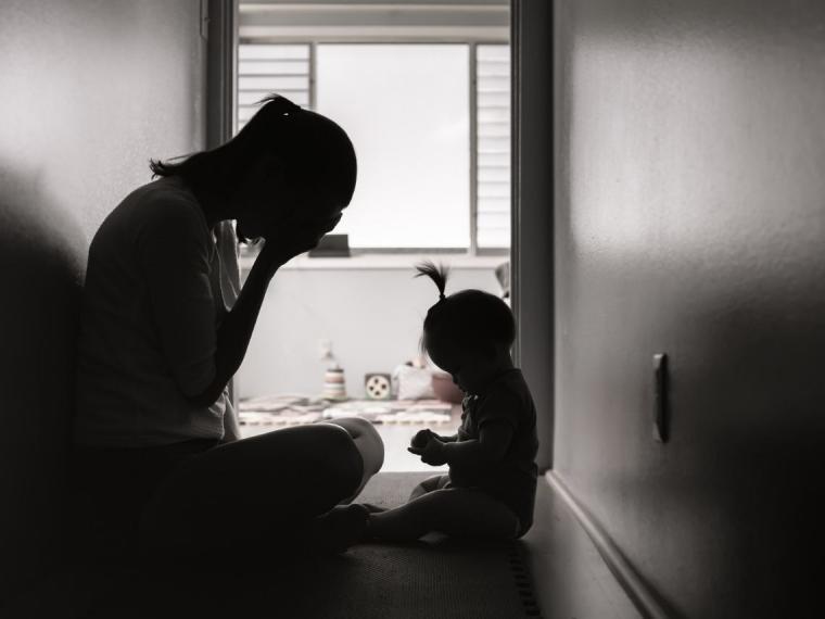 Ansiedad y depresión postparto: ¿cómo diferenciar una de otra?