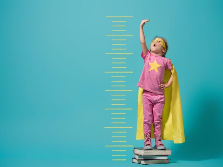 ¿A qué edad dejan de crecer los niños?