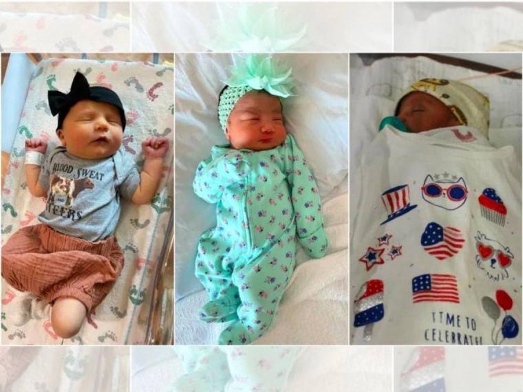 107 bebés en 91 horas: 'baby boom' en un hospital de Estados Unidos