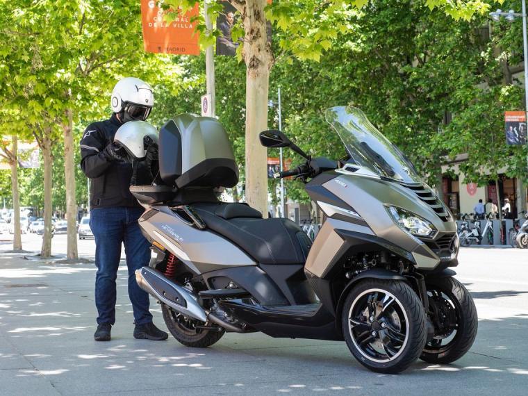 El equipamiento ideal para la moto
