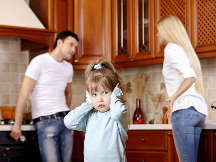 Conducta agresiva tras divorcio