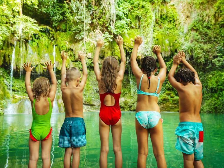 Los bañadores y bikinis infantiles más molones para el verano