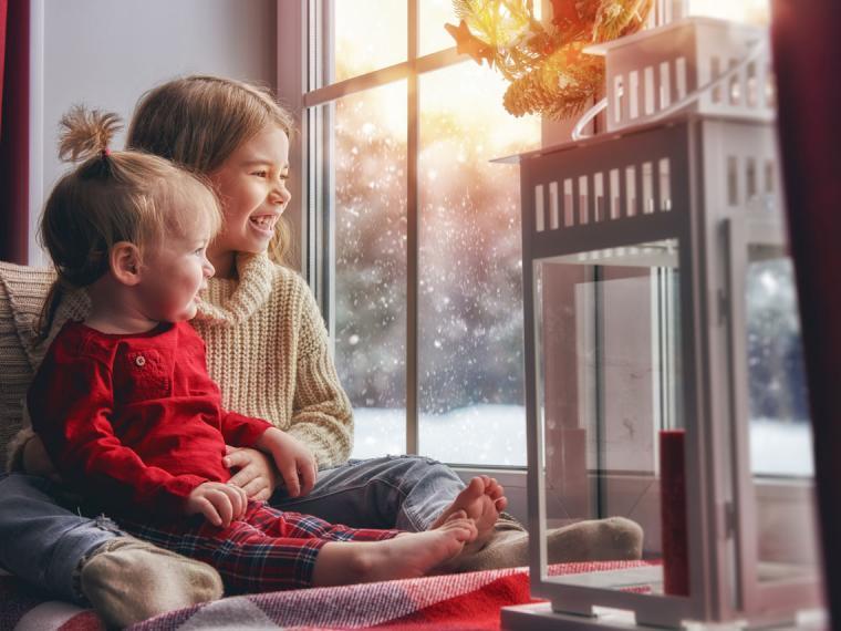 Planes con niños para el invierno