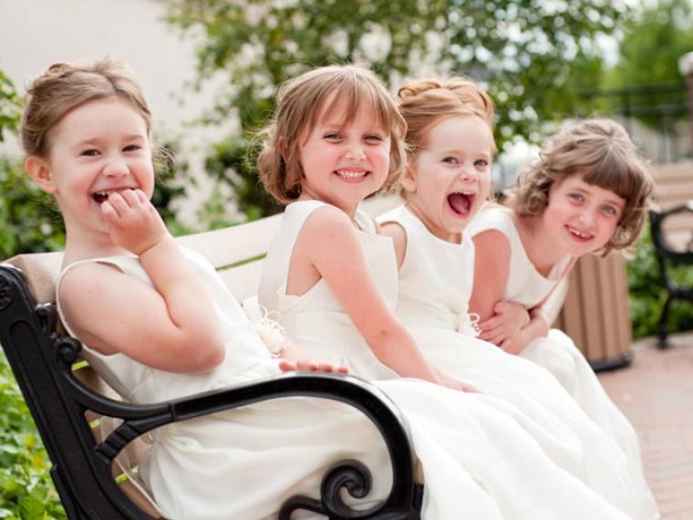 Complementos de boda para niñas: ¿cuál elegir?