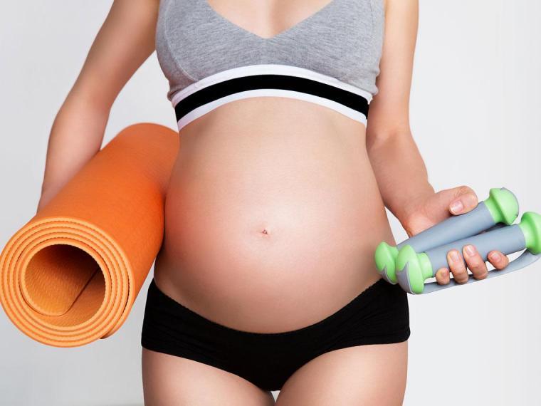 ¿Qué deportes puedes hacer durante el embarazo?