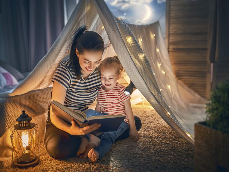 Actividades en casa con niños para los días de lluvia