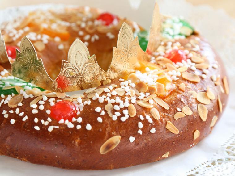 Los mejores roscones de Reyes en España