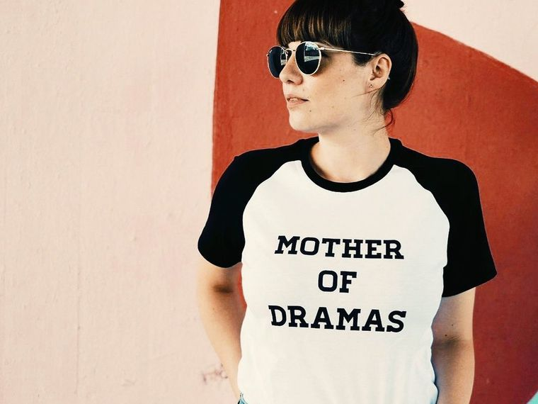 Camisetas que querrás llevar si eres madre