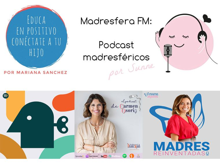 Podcast imprescindibles para madres y padres