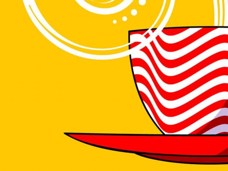 Letra de 'Soy una taza'