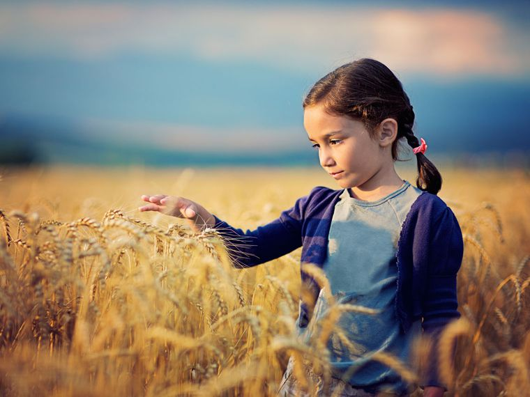 Lorca para niños: Paisaje