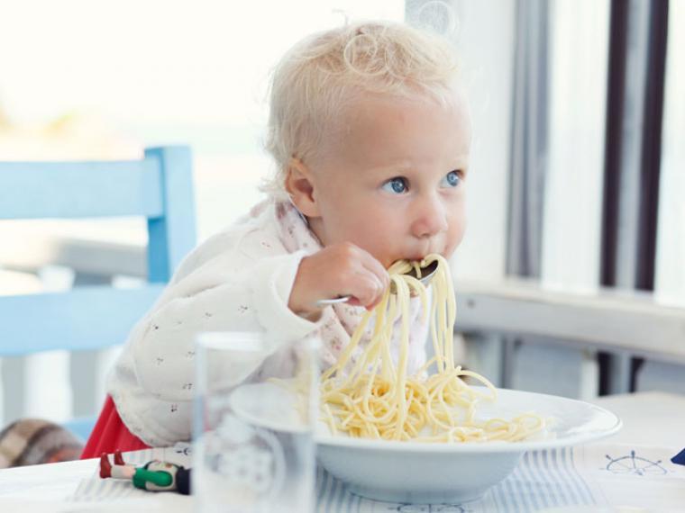Alimentación infantil: ¿Come bien tu hijo?