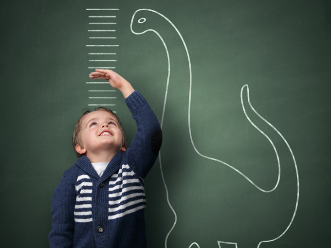 Calculadora de crecimiento según la altura actual del niño