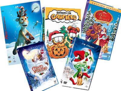 Películas infantiles para Navidad