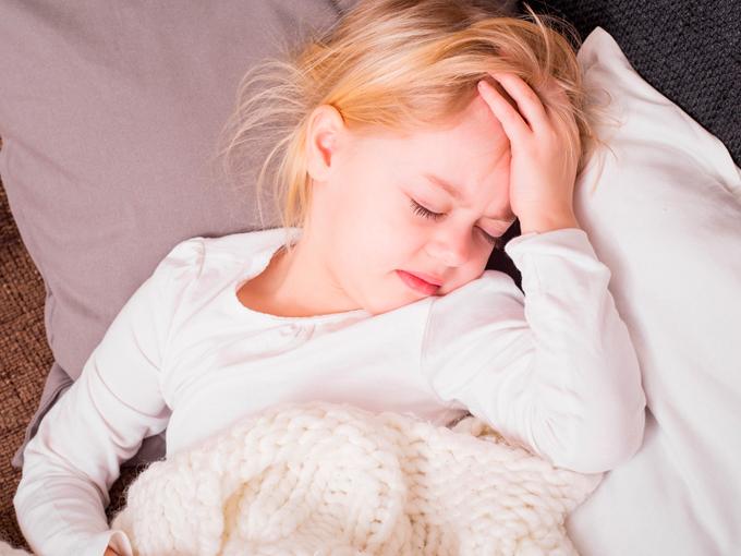 dolor de estomago diarrea y fiebre en ninos