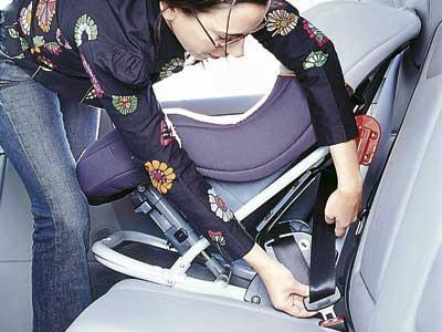 As funciona el sistema isofix for Sillas de bebe para coche con isofix
