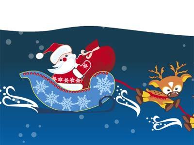 La carta de los Reyes Magos y Papá Noel
