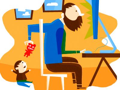 Padres blogueros que nos encantan