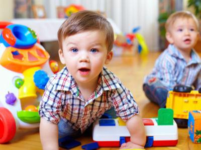 Desarrollo y estimulación de niños de 12 a 18 meses. ¡En marcha!