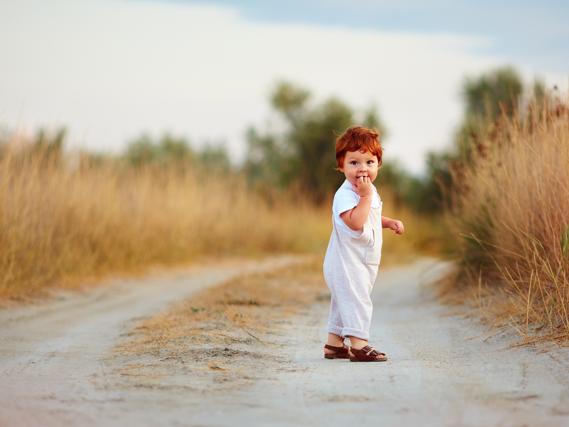 Sus primeros pasos: ¡empieza a andar!