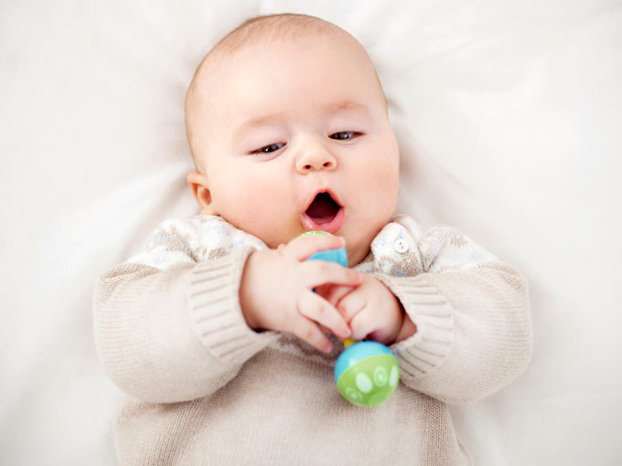 Sonajeros para bebé