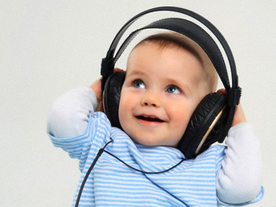 Beneficios de la música en bebés y niños