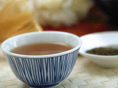 Infusiones que alivian los síntomas del resfriado