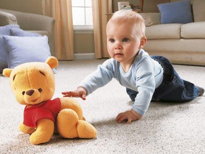 Juguetes que estimulan el gateo - Cuantas comidas hace un bebe de 8 meses ...