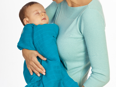 Los beneficios de arrullar a tu bebé