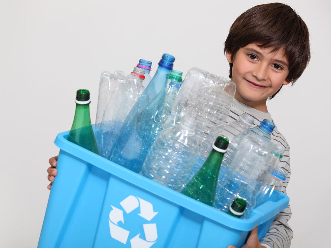 Juegos para ense ar a los ni os a reciclar y reutilizar for Como criar cachamas en tanques plasticos