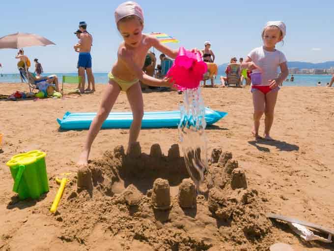 Juegos Divertidos Para La Playa