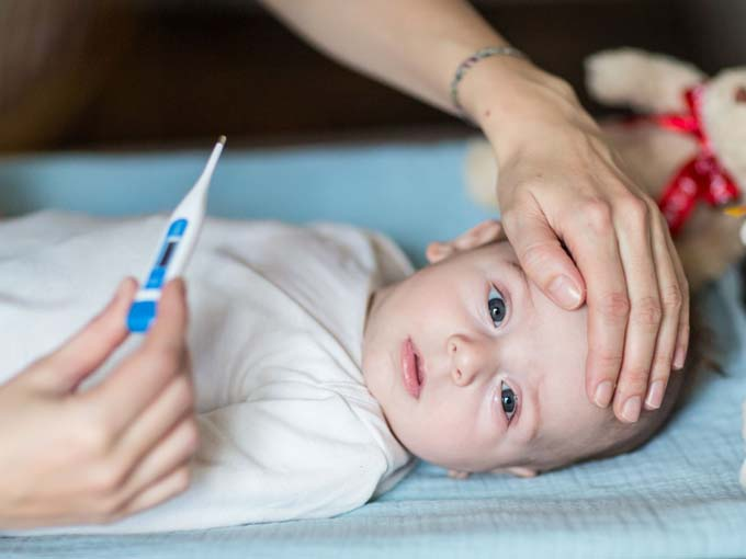 4 preguntas sobre la fiebre que todos los padres se hacen