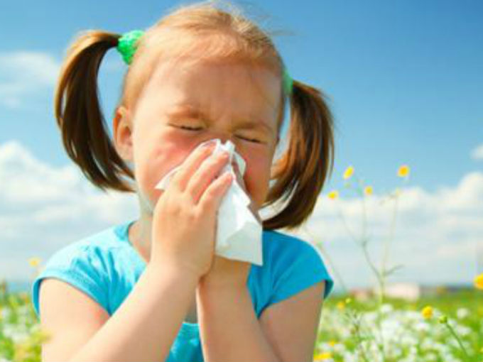 ¿Alérgicos al polen? Decálogo para niños y adolescentes