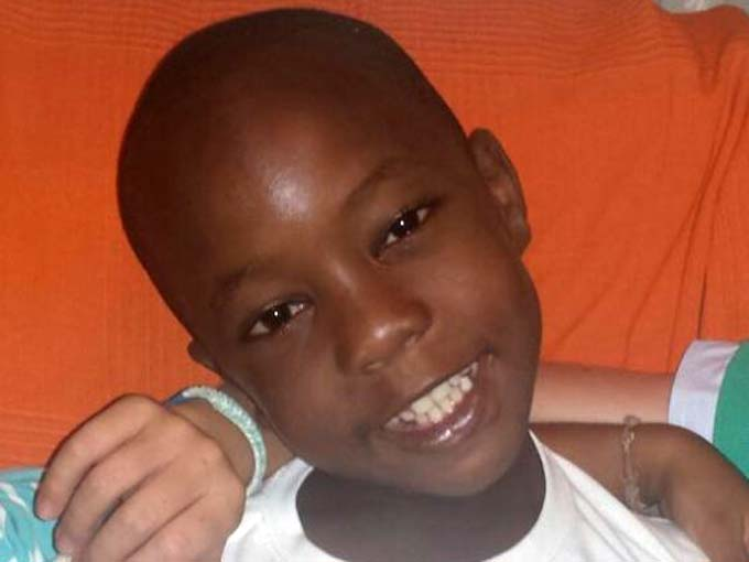 Khalidou regresa curado a Senegal