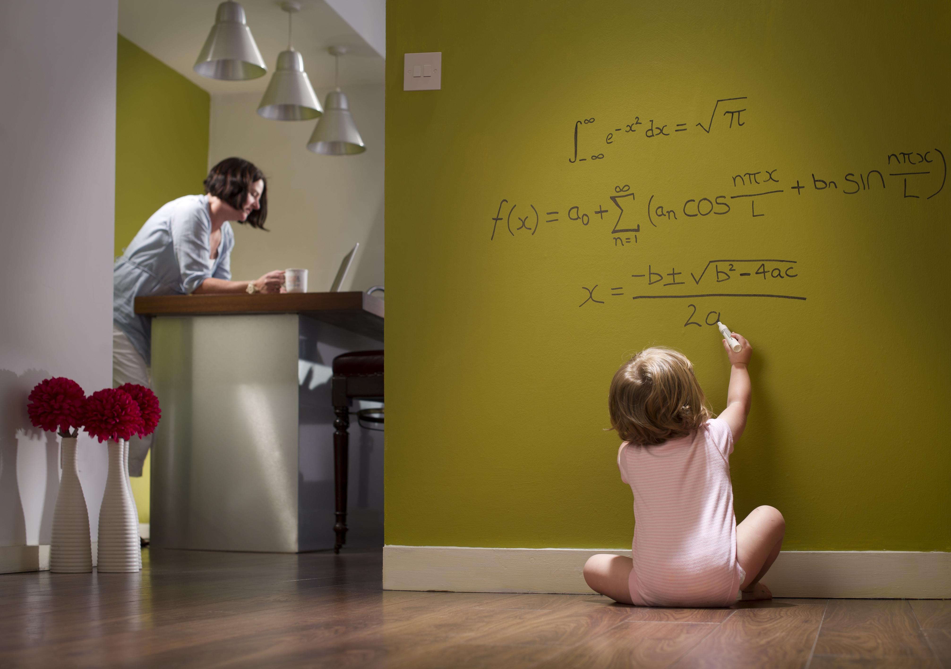 ¡Confirmado! Los hijos heredan la inteligencia de las madres