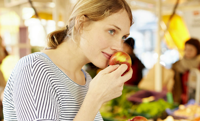 Las embarazadas SÍ pueden hacer una dieta vegetariana