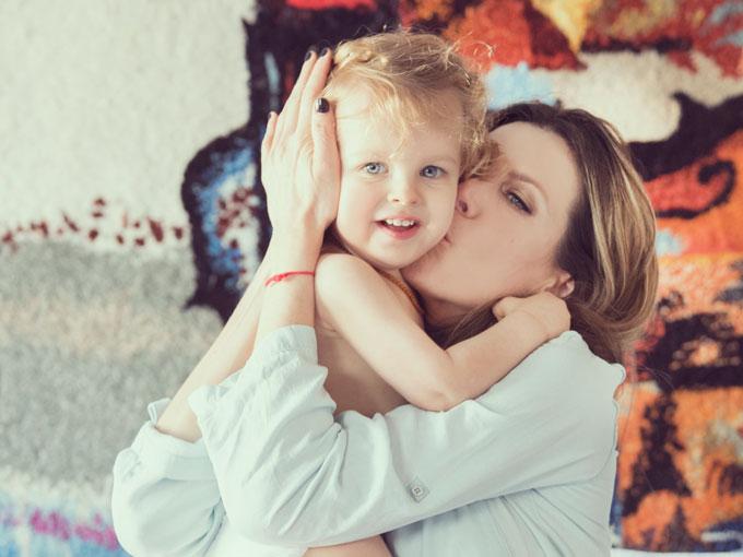 Cómo crear un vínculo de amor con los hijos