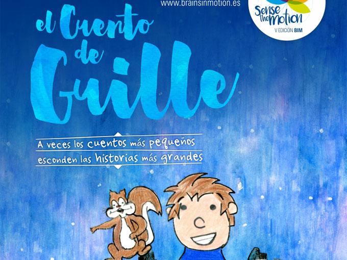 'El cuento de Guille', un libro para recaudar fondos contra el cáncer infantil