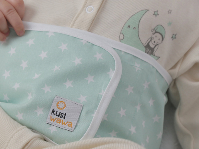 Método Kusi Wawa, 100% natural para calmar el cólico del lactante