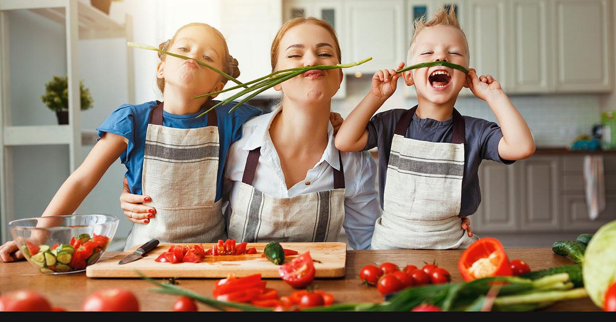Formas de evitar que los niños y niñas desperdicien la comida