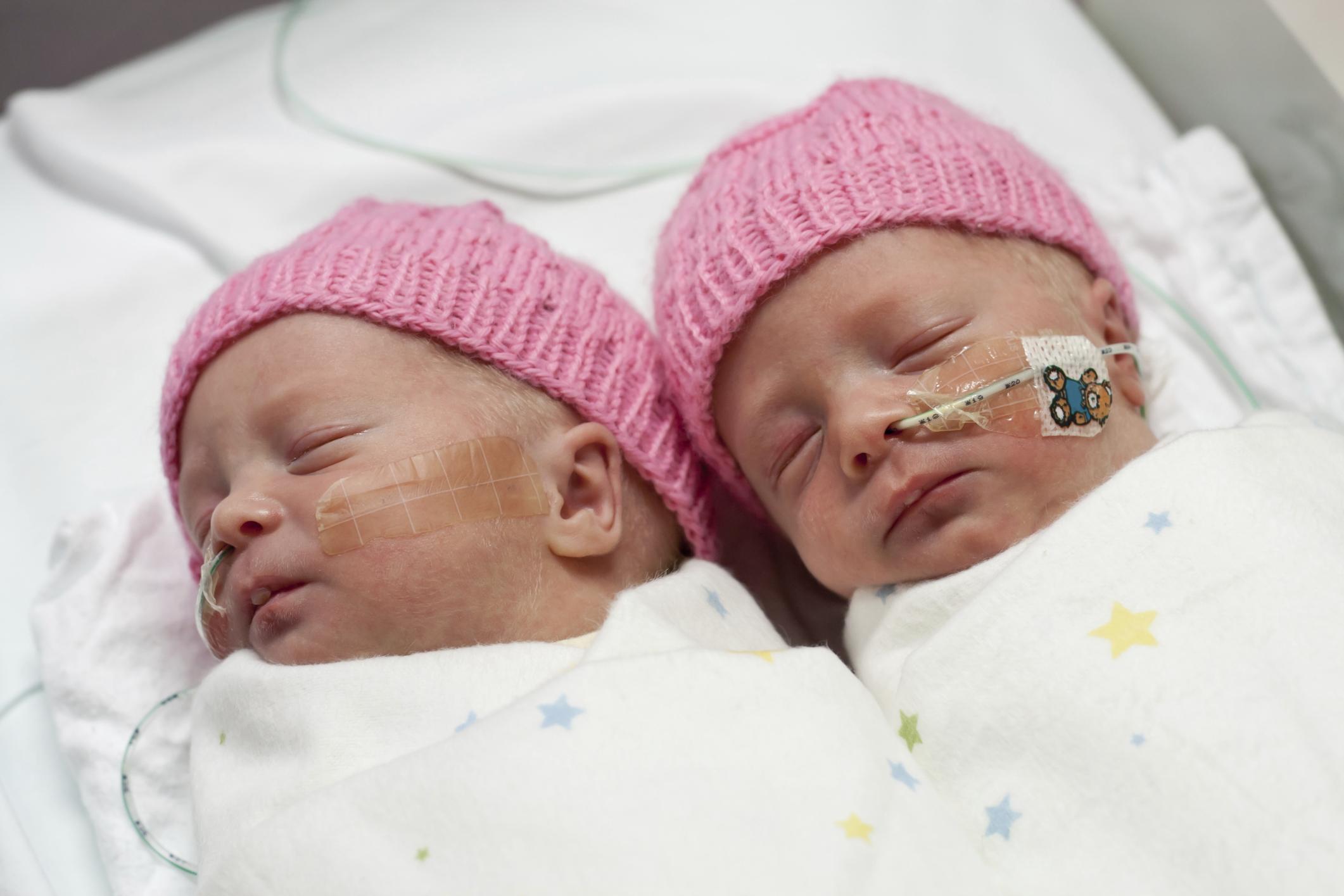 Especial Bebés prematuros