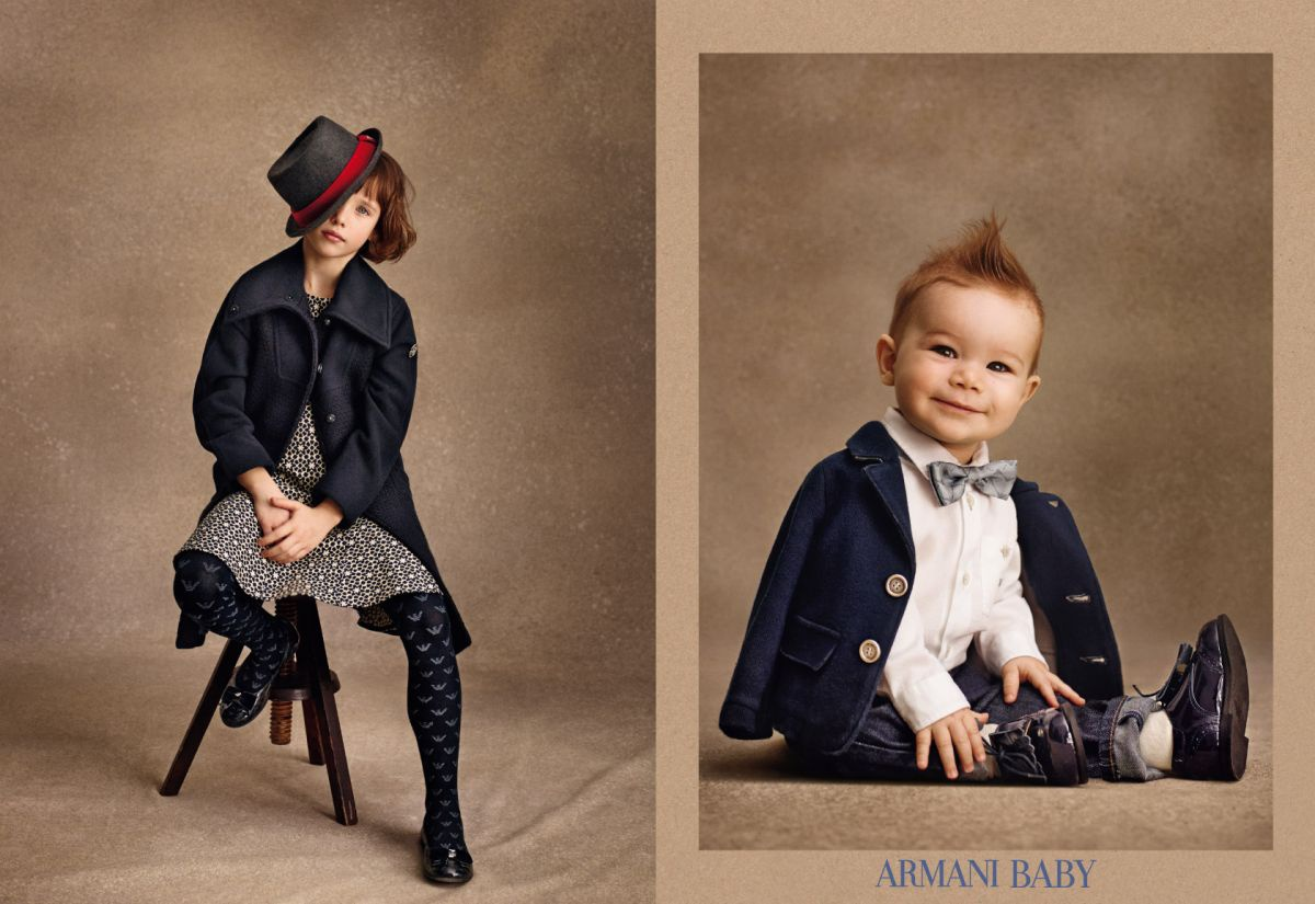 Especial Moda infantil otoño-invierno
