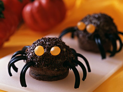 4 postres de Halloween para sorprender
