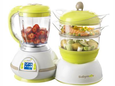 """Mis primeras recetas con robot de cocina: """"Mi bebé ya come de todo"""""""