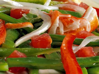 Recetas para bebés con frutas y hortalizas