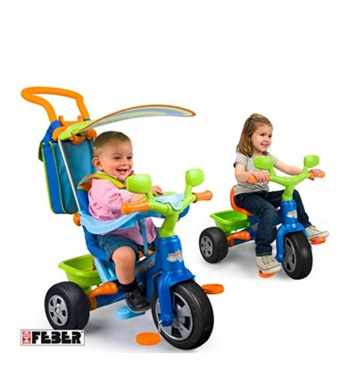 Maxi Trike de Famosa