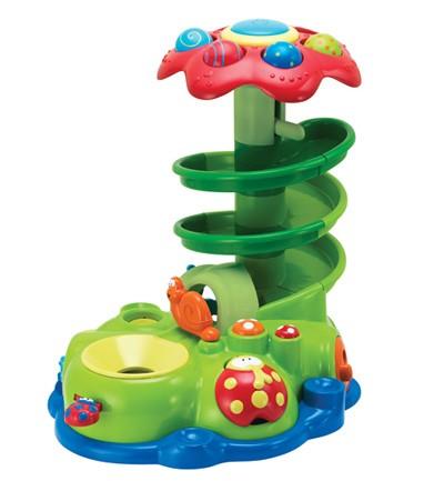 Juguetes educativos para ni os de 2 a os forest spiral - Juguetes para ninos de 3 a 4 anos ...