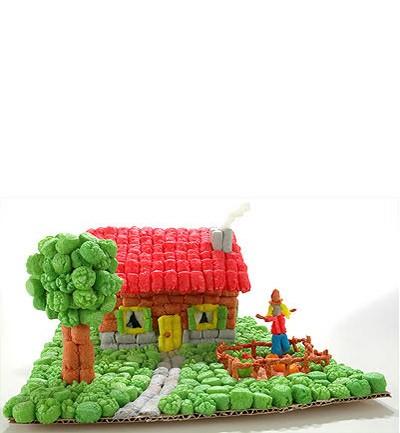 Juguetes educativos para ni os de 4 a os construcciones - Construcciones de lego para ninos ...